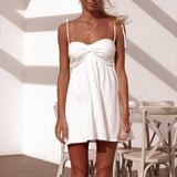 Sweet Marshmallow Dress