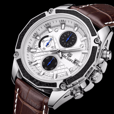 White Tie - Chronograph Watch