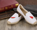 Watermelon Delight Flats - Slim Wallet Company