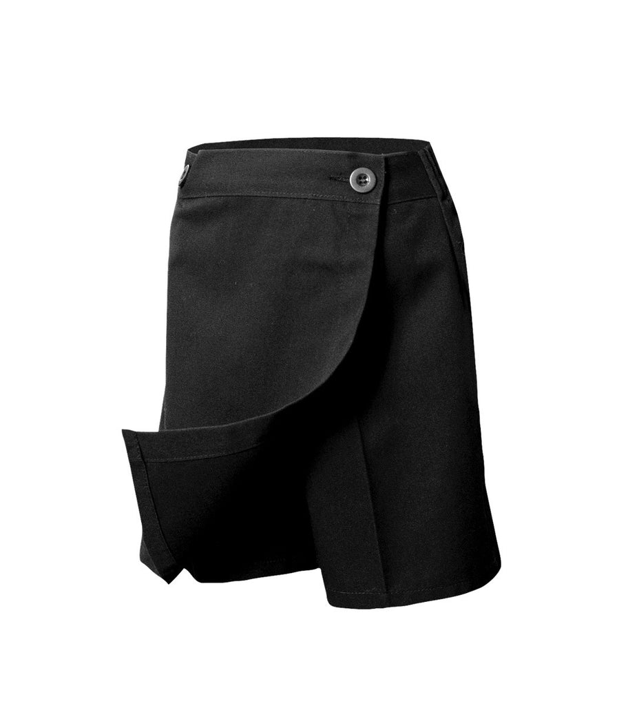 Girls Skort Black