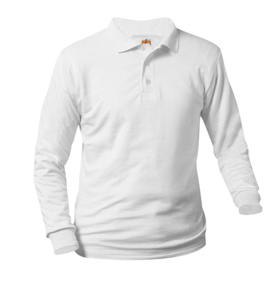 Montessori Polo Shirt Long Sleeve