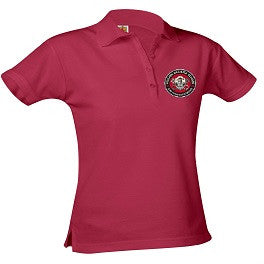 MBS Girls Polo Shirt