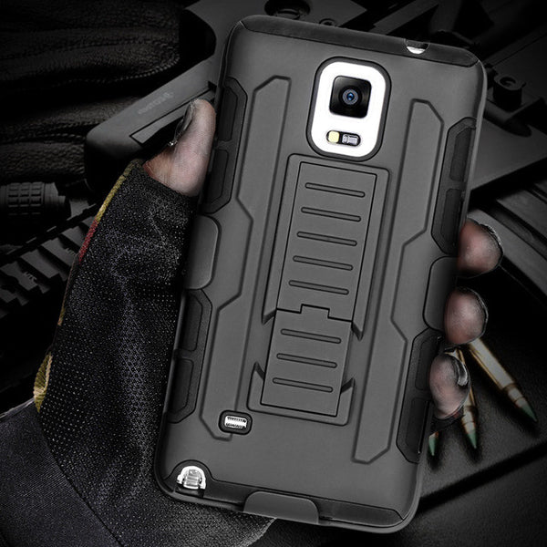 Future Military Armor Cover For Samsung Galaxy Note 4 5 3 2/S7/S5/S6/S6 Edge/S6 Edge+/A5 A7/S4/S3