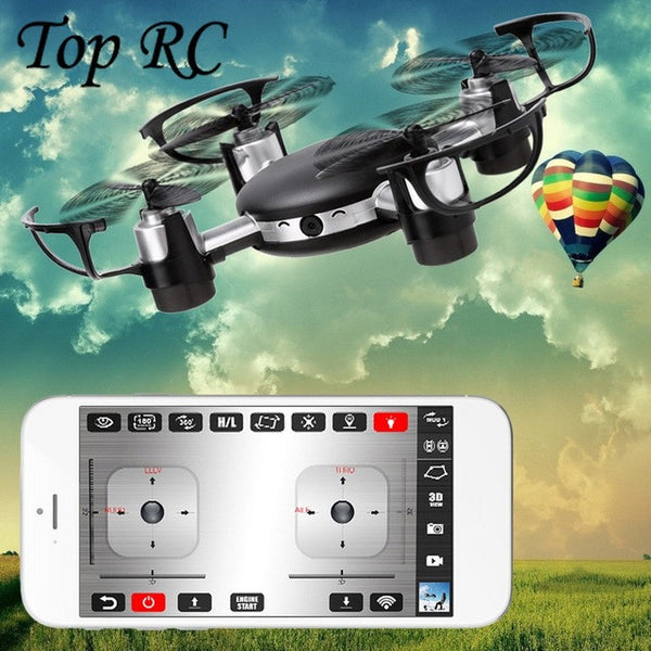 Wifi Drone Quadcopter with 0.3MP Camera