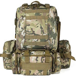 Tactical Backpack with Combination Bags BP-ZH