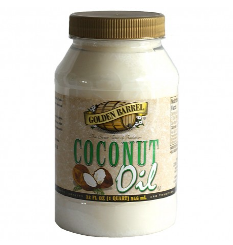 Coconut Oil 32 oz  A Superior Butter, Cooking Oil, Skin, Hair Care Resourse  - FREE Shipping