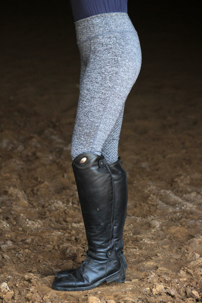 GRAY BREECHES