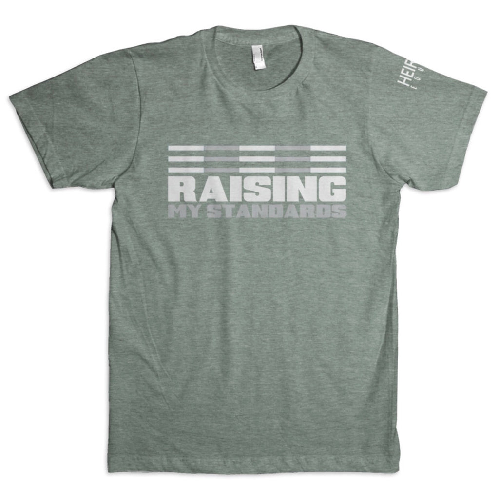 RAISING MY STANDARDS - MINT TEE