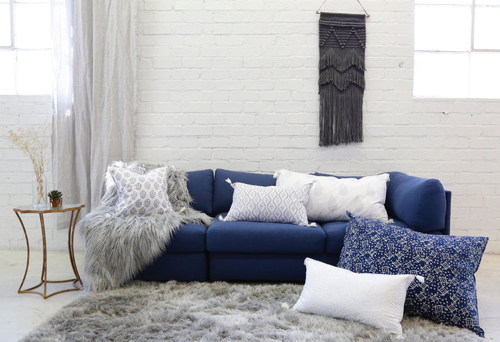 Get the Look! <p> Hand Blocked Pillows Have Arrived! </p>