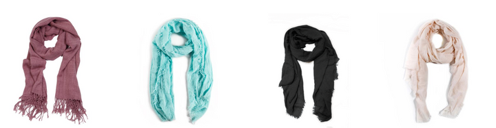 Summertime Scarves!