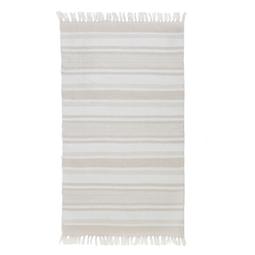 CALYPSO HANDWOVEN RUG - SAND-Pom Pom at Home