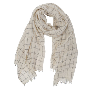 EAMES SCARF - SAND