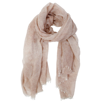FAWN SCARF - ROSE