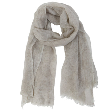 FAWN SCARF - TAUPE