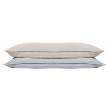 HENLEY BODY PILLOW W/ INSERT - 2 COLORS-Pom Pom at Home