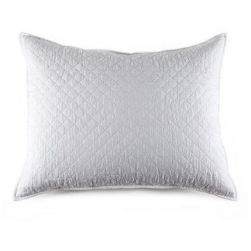 "HAMPTON BIG PILLOW 28"" X 36"" WITH INSERT - WHITE"