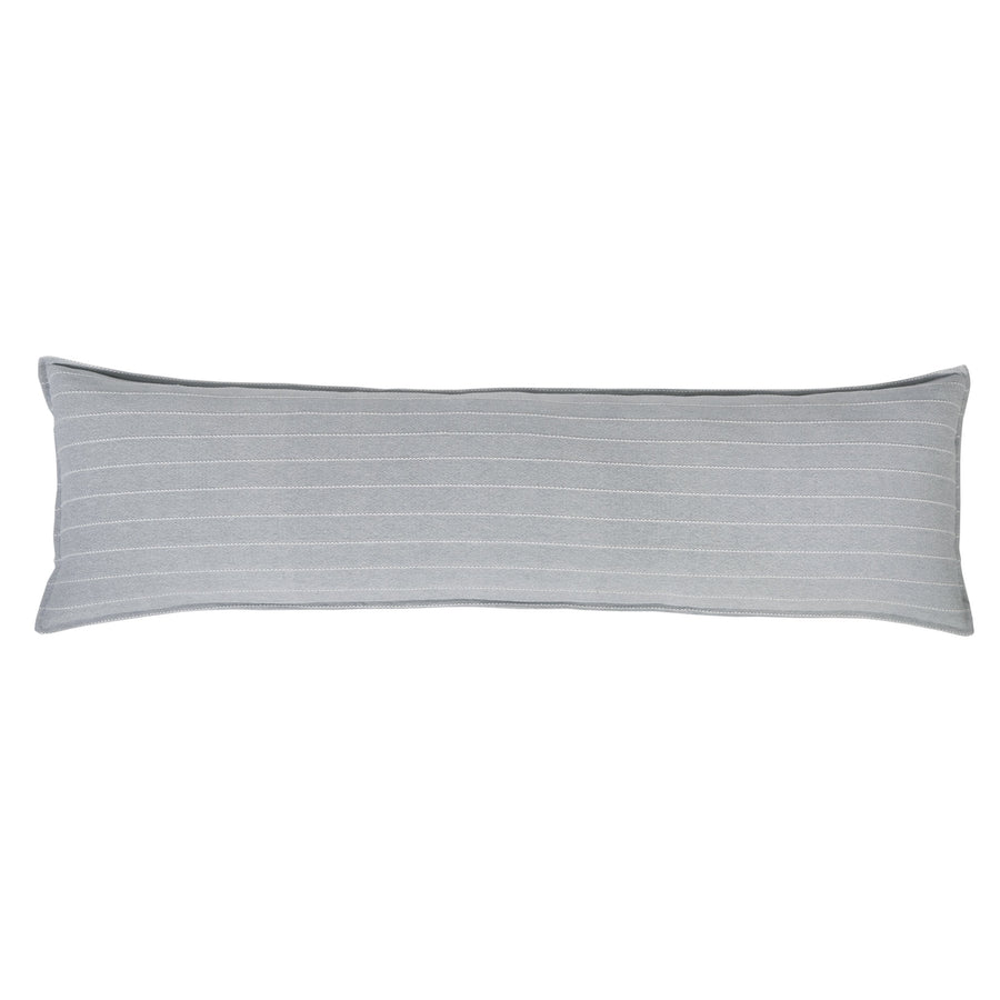 HENLEY BODY PILLOW W/ INSERT - 2 COLORS
