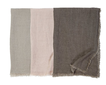 Laurel Oversized Throw - 3 Colors