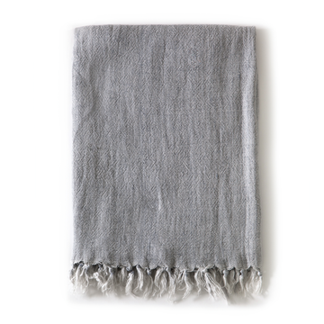 MONTAUK THROW - 7 Colors-Throws-Pom Pom at Home