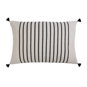 MORRISON BIG PILLOW WITH INSERT 3 Colors