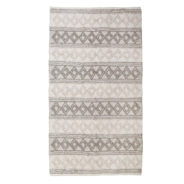 NEW!  PHOEBE HANDWOVEN RUG