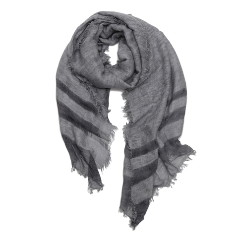 "<font color=""blue""><b> NEW! </b></font>Provence Scarf - GREY"