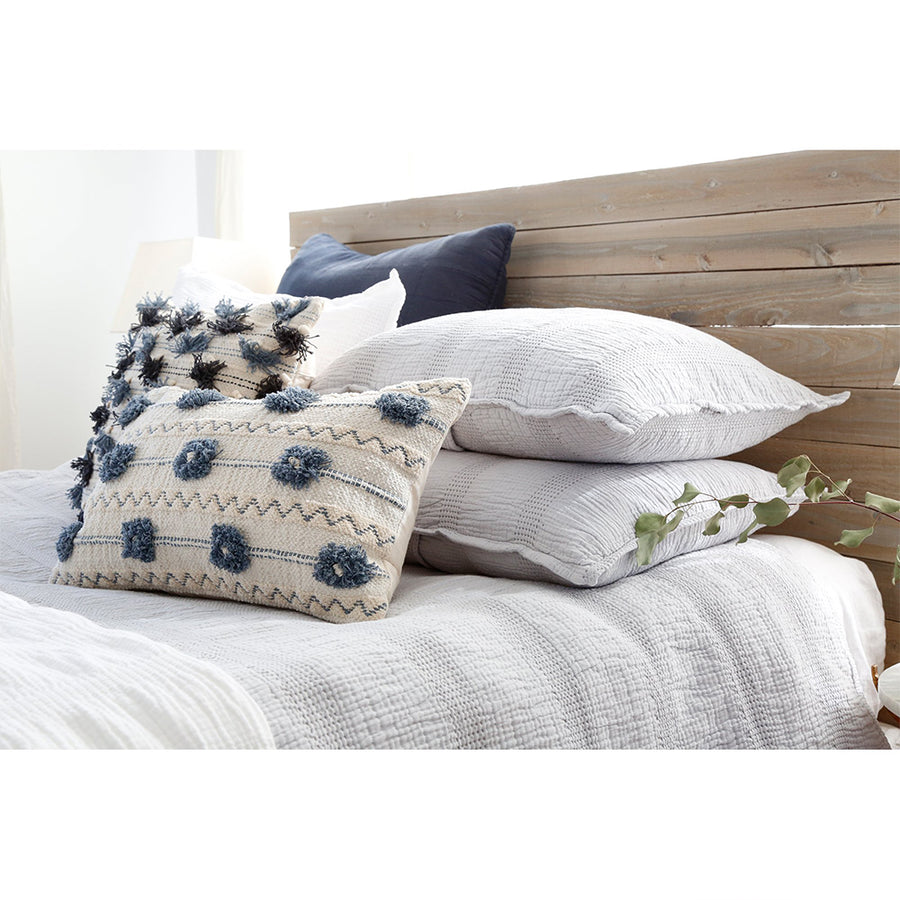 Nantucket Matelasse Collection - Grey