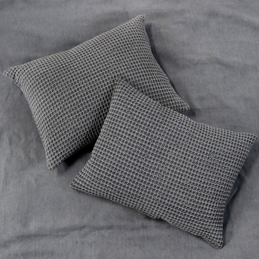 <b> NEW! </b> Zuma Blanket Collection - Charcoal