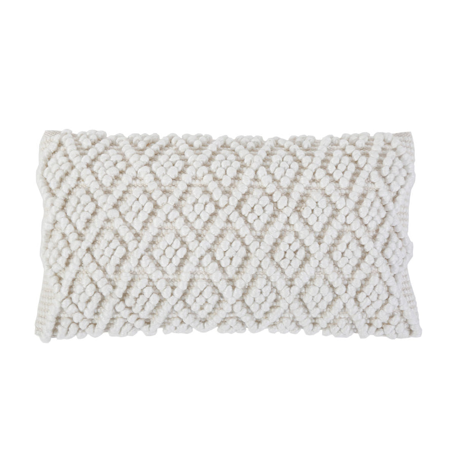 COCO HAND WOVEN PILLOW 14
