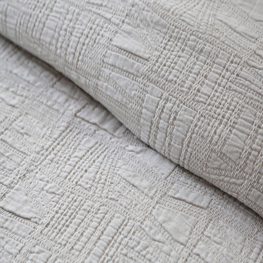 Harbour Matelasse Collection - Taupe