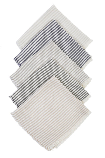 HEALDSBURG NAPKINS - 5 Colors-Pom Pom at Home