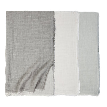 NEW!  Hermosa Oversized Throw - 3 Colors