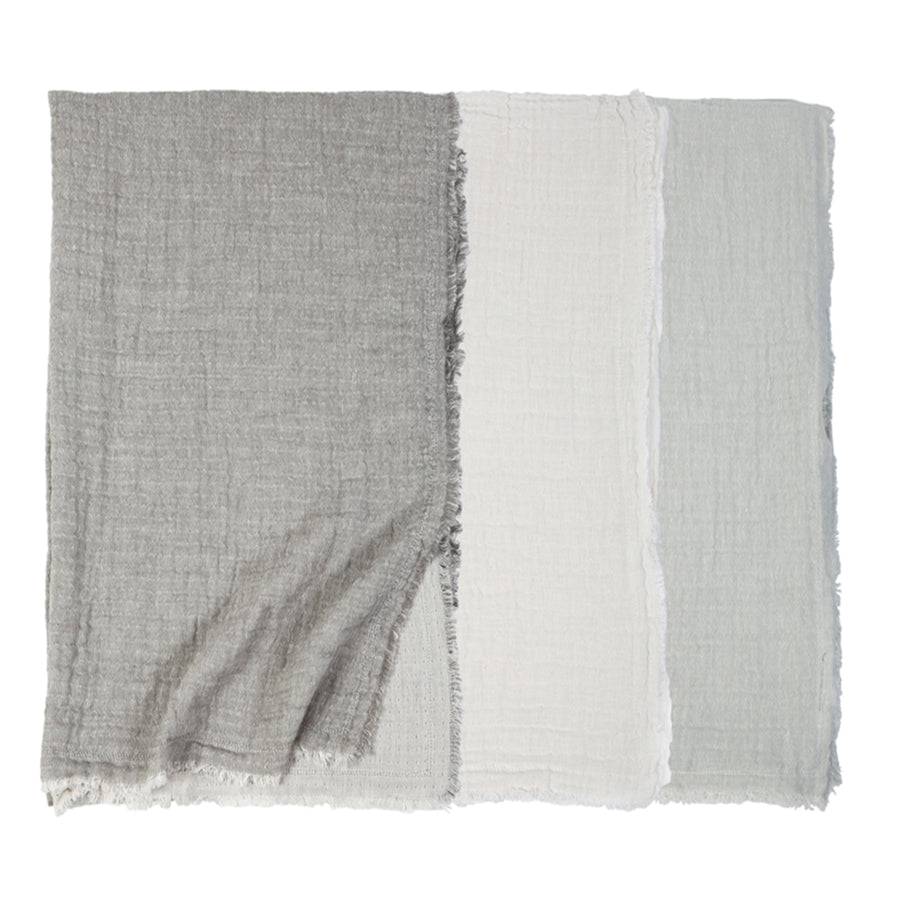 <b> NEW! </b> Hermosa Oversized Throw - 3 Colors
