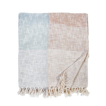 ISLA OVERSIZED THROW - 2 Colors-Pom Pom at Home