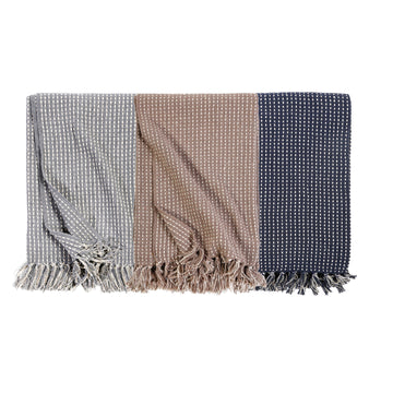 Jasper Oversized Throw - 3 Colors