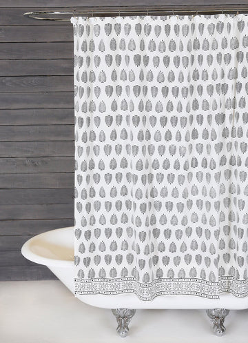 KIARA SHOWER CURTAIN