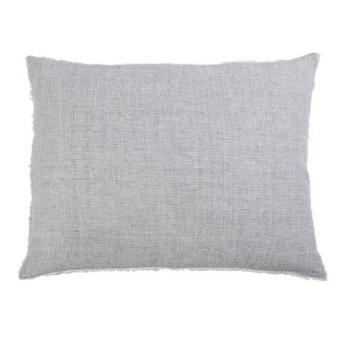 "<font color=""526b9e""><b> NEW! </b></font>  LOGAN BIG PILLOW WITH INSERT  <br> NAVY"