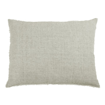 "LOGAN BIG PILLOW 28"" X 36"" WITH INSERT - OLIVE"