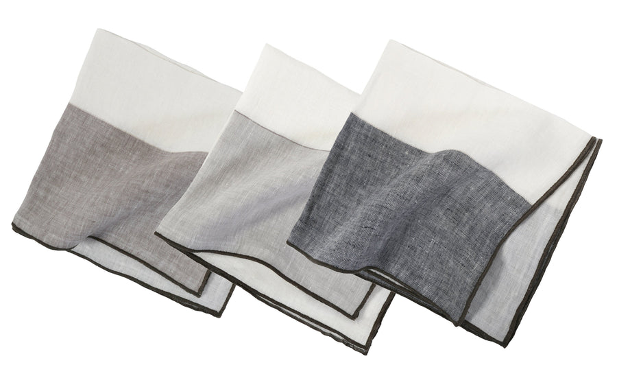 NAPA NAPKINS - 3 Colors