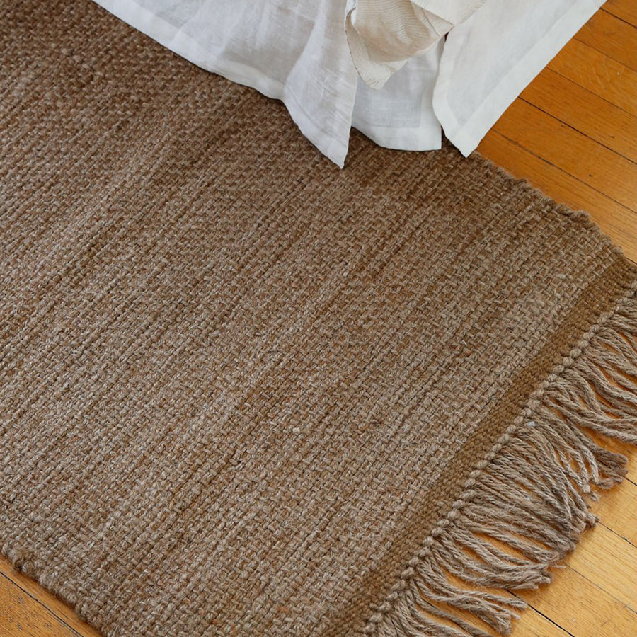 NILE HANDWOVEN RUG - EARTH