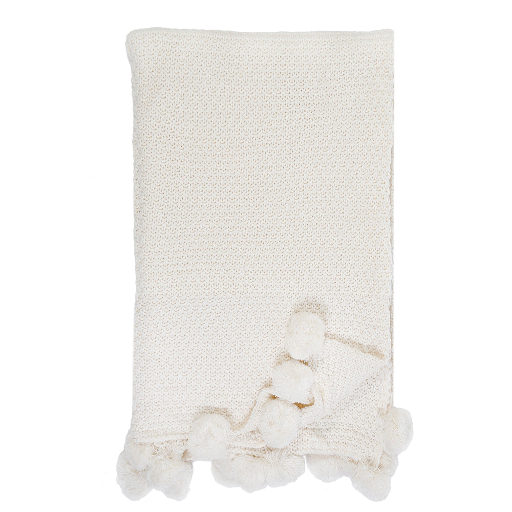 "<font color=""526b9e""><b> NEW! </b></font> Riley Oversized Throw"