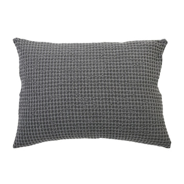"Zuma BIG PILLOW 28"" X 36"" WITH INSERT - Charcoal"