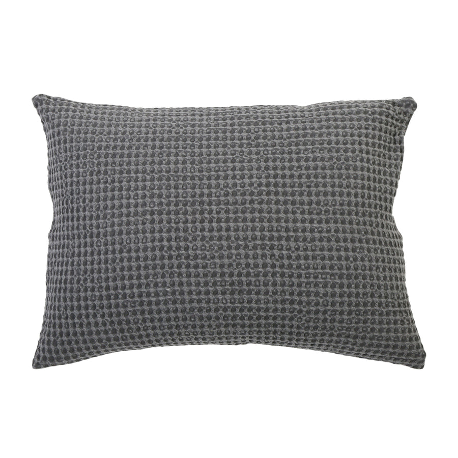 Zuma Big Pillow WITH INSERT - Charcoal