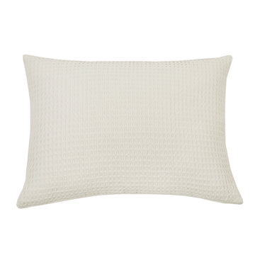 "Zuma BIG PILLOW 28"" X 36"" WITH INSERT - Cream"
