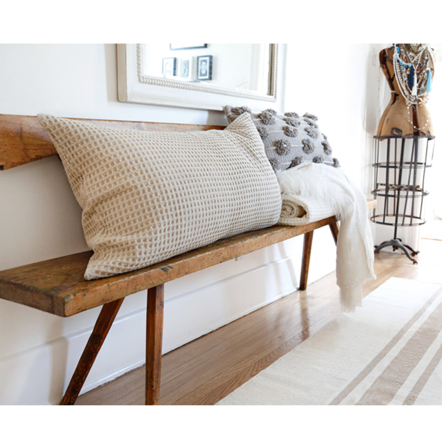 Zuma Blanket Collection - Natural