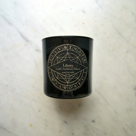 Black Glass Tumblers