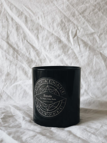 NO VII. BOREALIS — 12 OZ CANDLE