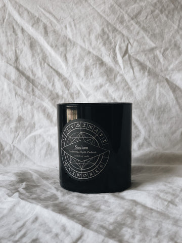 NO X. SANCTUM — 12 OZ CANDLE