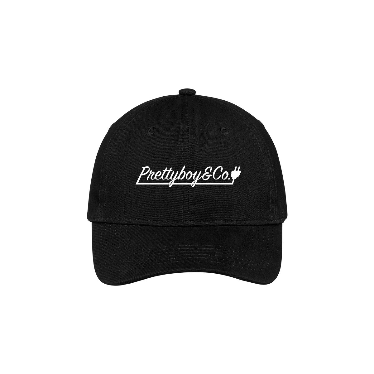 Adjustable Script Dad Hat