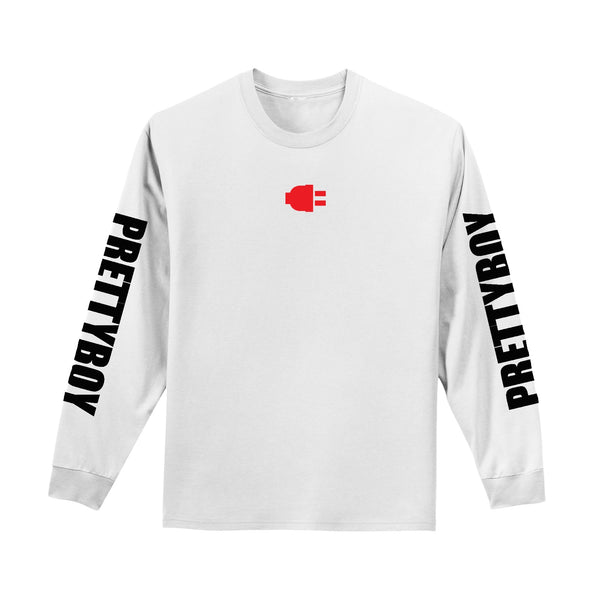 White Plug Long Sleeve (PREORDER)